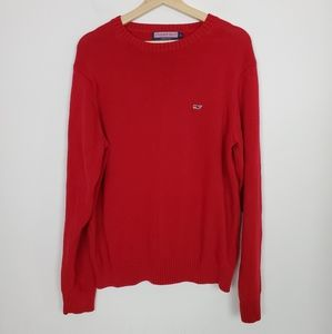 Vineyard Vines Crewneck Sweater Womens Medium